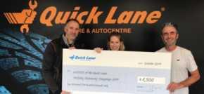 Portishead motorists rewarded by local autocentre