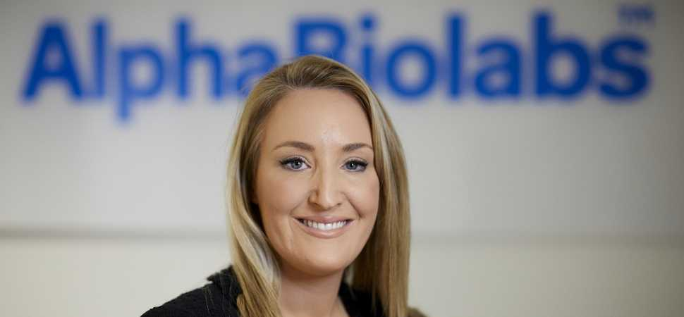 AlphaBiolabs steps up innovation drive with toothbrush DNA test