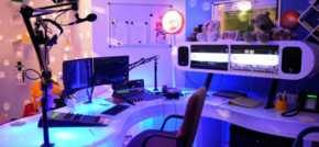 Hospital radio charity wins £500 from wealth management firm