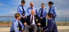 Successful Pitch for the RAF Benevolent Fund Leaves Access Flying High