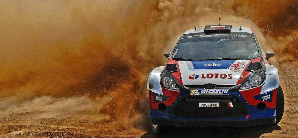Rally car adaptations  what you need to know