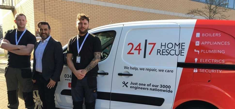 247 Home Rescue Passes 25,000 Trustpilot Review Milestone