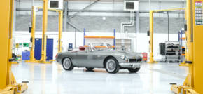 Bespoke classic car company in driving seat thanks to FBC Manby Bowdler