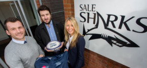 Roland Dransfield appointed by Premiership rugby club Sale Sharks