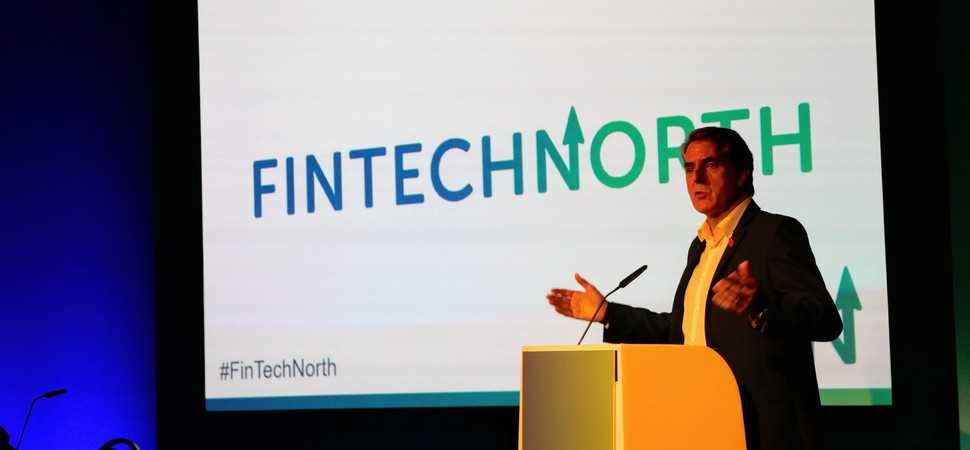 Metro Mayor addresses FinTech North conference in Liverpool