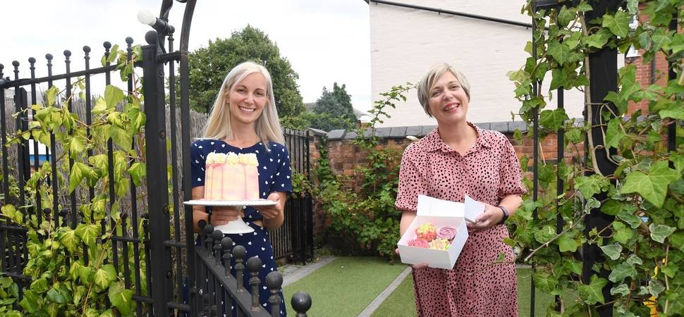 Chamber support is the key ingredient for new cake business