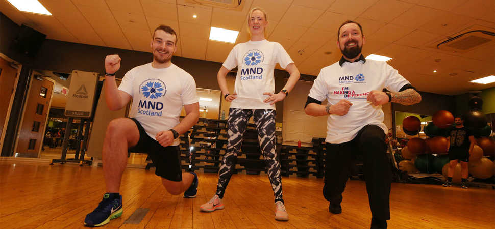 Bannatyne Ayr member confronts worlds highest zipwire for charity