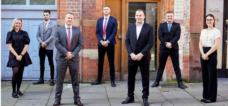 Five rising industry stars boost Recom Solutions' team