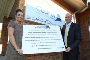 Caulmert's success leads to further expansion after doubling turnover