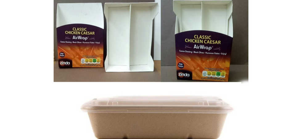 Zinda Foods launch 100% bio-degradable packaging