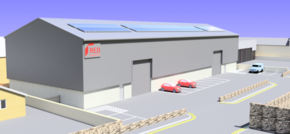 New Northumberland engineering facility gets planning green light