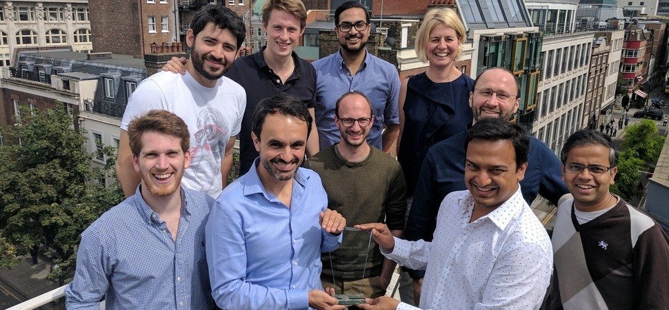 London-based Red Sift's OnDMARC product wins Cyber Security Start-Up award 2017
