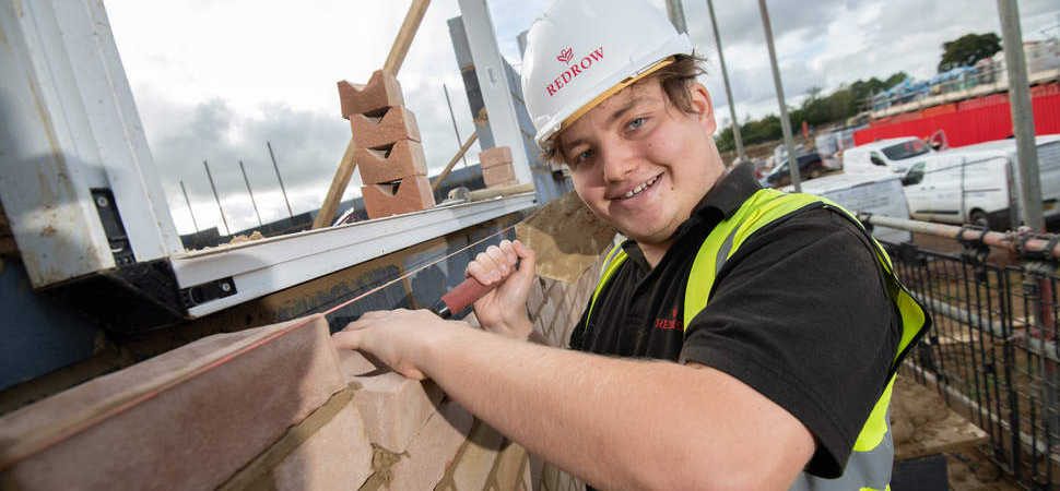Half of young people in Oxford would now consider applying for an apprenticeship scheme