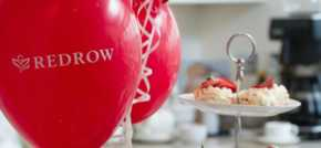 Redrow brews up charity sweetener