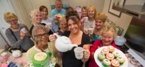 Redrow's coffee morning sweetener