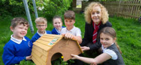 Hauxton housebuilder opens £10,000 fund to support community projects