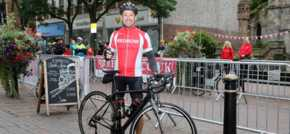 Stafford housebuilder gears up for wheelie tough charity challenge