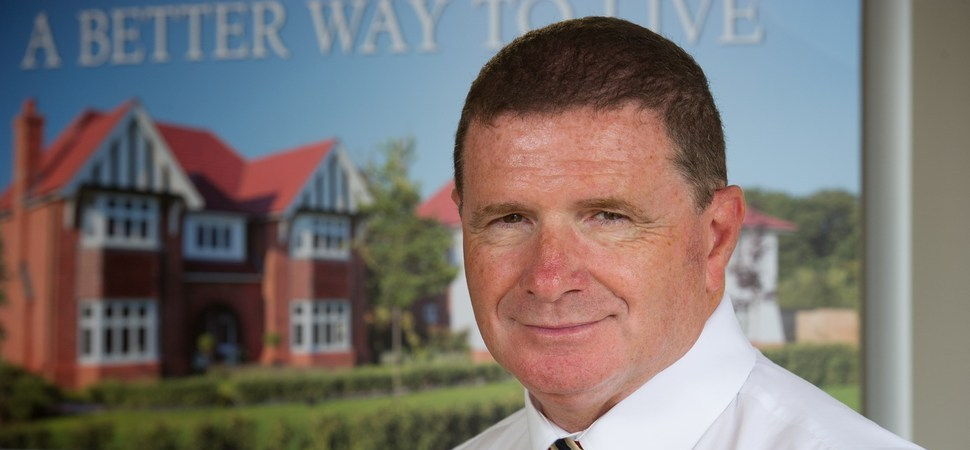 Robert's new role with Redrow