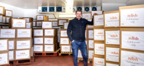 Relish Deliver Catering Support For North West's Most Vulnerable