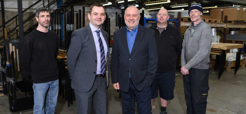 Pierce provides a funding lifeline to local disability employer Remexx
