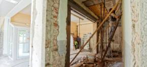Reducing costs when renovating the house of your dreams