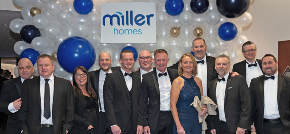 Miller Homes Supports Prestigious Awards