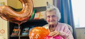 Fifth birthday bonanza for Stansted care home