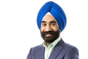 Reuben Singh launches scholarship for business leaders of tomorrow
