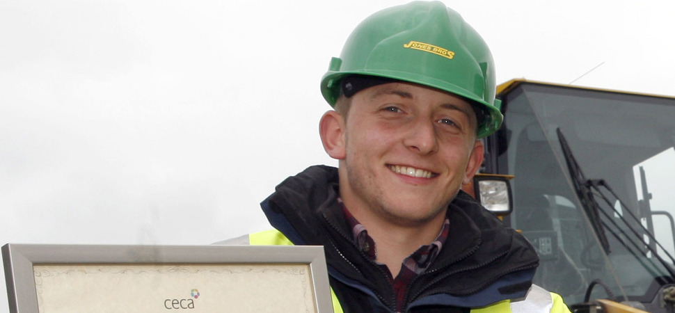 Jones Bros engineer urges young people to consider civil engineering career