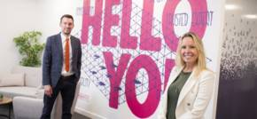 New Stockport office for fast-growing cyber security firm