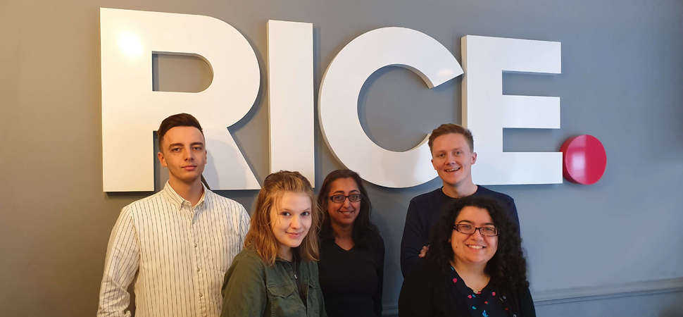 Ricemedia Recruits Five New Staff to Meet Growing Demand