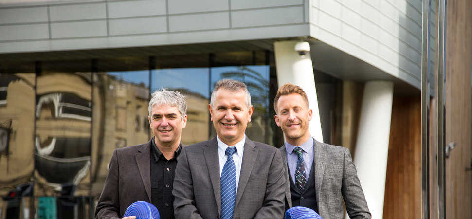 KTP wins national acclaim in helping cancer sufferers