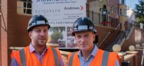 Rapid sales at second site as Autograph Homes picks up double award nomination