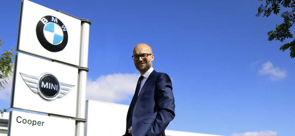 Cooper BMW Durham looks to the future with new appointment