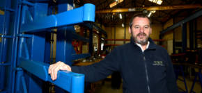 Fabweld Steel Products receives energy efficiency boost
