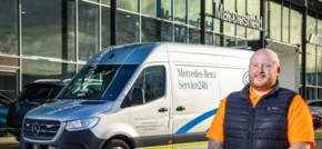 Mercedes-Benz of Macclesfield ramps up support for van operators