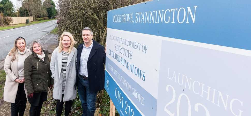 Bungalow developers Altoria acquire sister site in Stannington