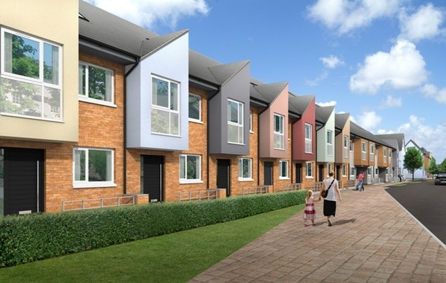 Great Places Sign Up To £50m Foxhall Village In Blackpool