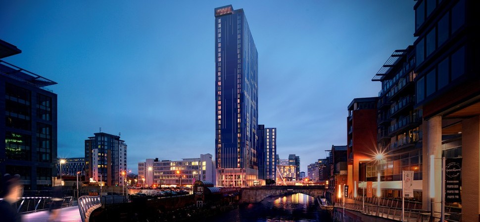 Bruntwood and Select submit plans for over 500 riverside apartments