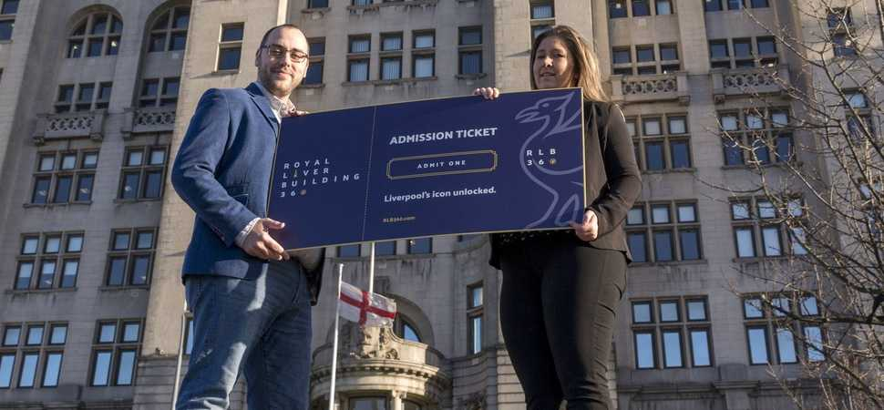 Bookings go live for new Royal Liver Building attraction as RLB360 team revealed