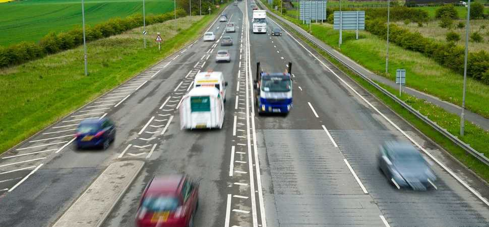 New research reveals drop in road maintenance spending across Wiltshire