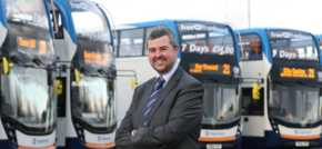 Stagecoach MCSL to run Preston's Park and Ride scheme