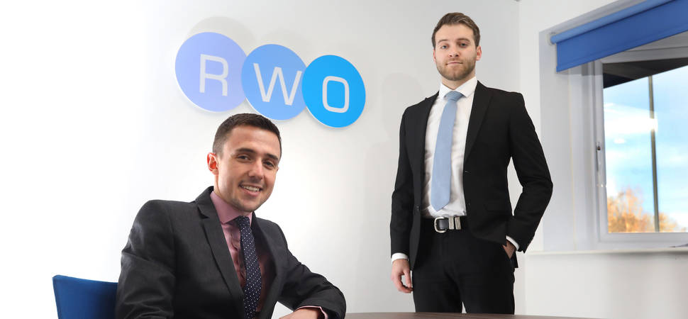 New starters at engineers RWO