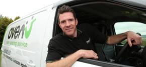 Dorset businessman strikes gold for customer satisfaction