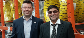 Portech enhances stock take for wire manufacturer Webster & Horsfall