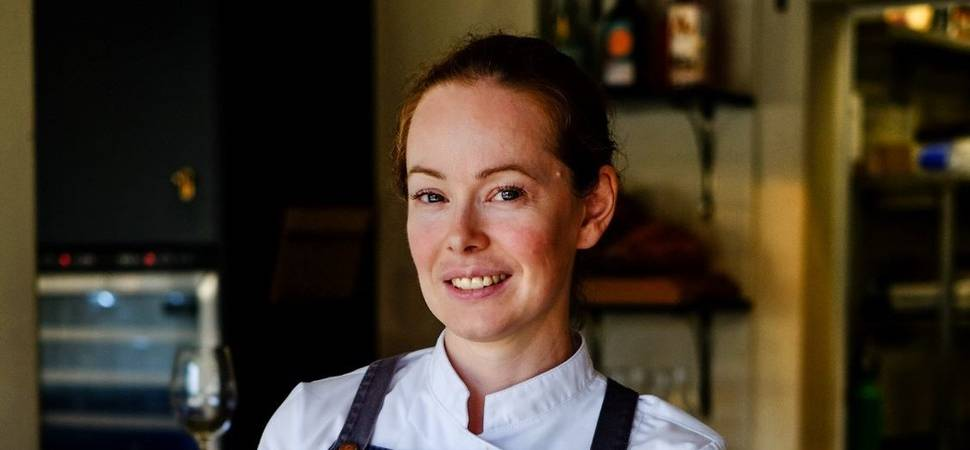 Interview with Roberta Hall representing Scotland on Great British Menu 2020