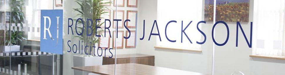 Roberts Jackson Solicitors climb industry rankings