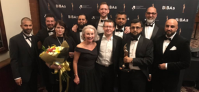 Roccia Scoop North West Business of the Year Award