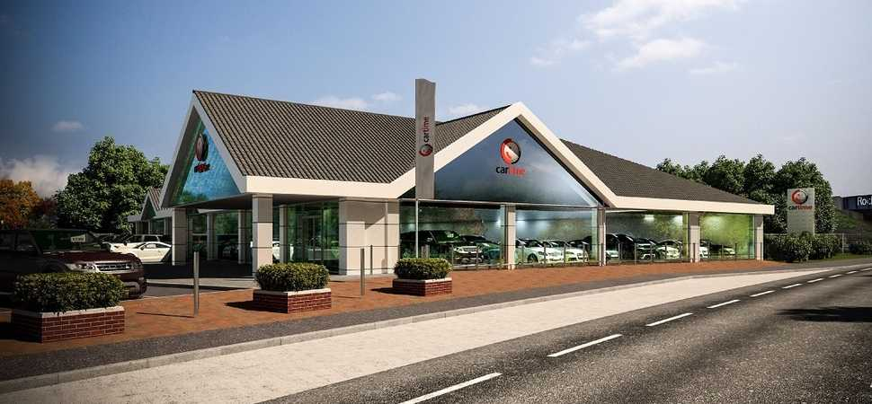 From Aldi Supermarket to Car Supermarket   The Transformation Begins