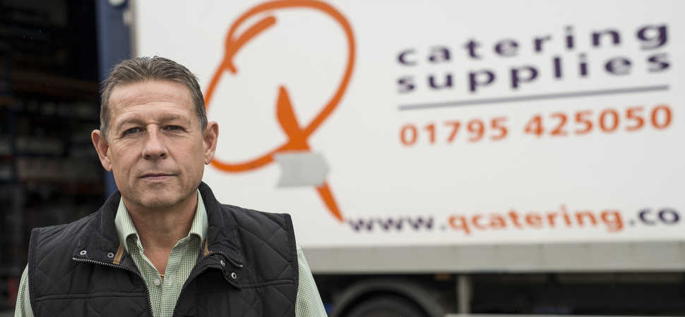 Growing Kent foodservice wholesaler doubles turnover after joining buying group
